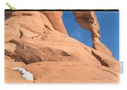 Delicate Arch South Side  Carry-all Pouch