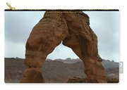 Delicate Arch View Carry-all Pouch