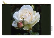 A Rose Of Delicate Beauty Carry-all Pouch