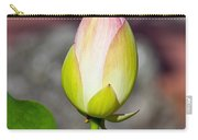 Delicate Bud Carry-all Pouch