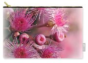 Delicate Buds And Blossoms Carry-all Pouch