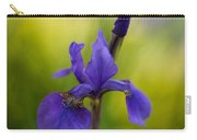 Delicate Japanese Iris Carry-all Pouch