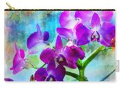 Delicate Orchids Carry-all Pouch