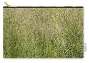 Delicate Tall Grasses Carry-all Pouch