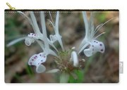Delicate Wildflower Carry-all Pouch