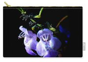 Delicately Purple Carry-all Pouch