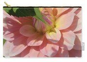 Delightful Smile Dahlia Flower Carry-all Pouch