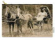 Delivering The Mail 1907 Carry-all Pouch