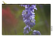 Delphinium Blossom Carry-all Pouch