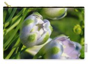 Delphinium Buds Blooming Carry-all Pouch