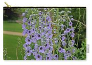 Delphiniums  Carry-all Pouch