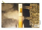 Delta Iv Rocket Taking Off Carry-all Pouch