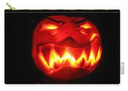 Demented Mister Ullman Pumpkin Carry-all Pouch