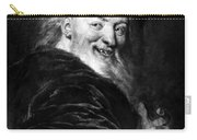 Democritus (c460-c370 B Carry-all Pouch