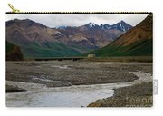 Denali National Park 4 Carry-all Pouch
