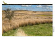 Denbigh Moors Carry-all Pouch by Adrian Evans