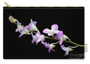 Dendrobium Orchid Carry-all Pouch