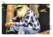Denizen Of Downtown Asheville North Carolina Carry-all Pouch