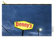 Denny's  Carry-all Pouch
