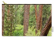 Dense Forest View Carry-all Pouch