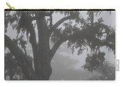 Dense Morning Fog In Oaks Carry-all Pouch