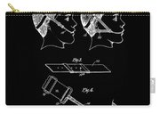 Dental Patent  Office Art Carry-all Pouch