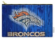 Denver Broncos Barn Door Carry-all Pouch