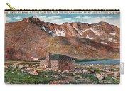 Denver Mountain Parks Antique Post Cards Carry-all Pouch
