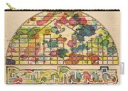 Denver Nuggets Poster Retro Carry-all Pouch