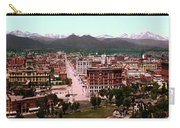 Denver Panorama 1897 Carry-all Pouch