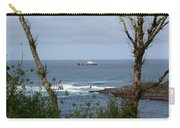 Depoe Bay Oregon Carry-all Pouch