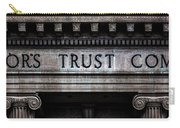 Depositors Trust Company Carry-all Pouch