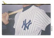 Derek Jeter New York Yankees Carry-all Pouch
