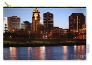Des Moines Iowa Carry-all Pouch