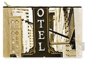 Art Hotel Carry-all Pouch