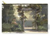 Descanso Gardens Carry-all Pouch