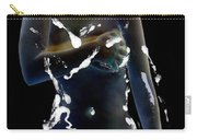 Desdemona - The Battle Scars Of Love Carry-all Pouch by Jaeda DeWalt