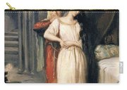 Desdemona Carry-all Pouch by Theodore Chasseriau