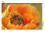 Desert Bee Carry-all Pouch