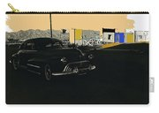 Desert Bloom Set  Las Vegas Early 1950's 1946 Oldsmobile Catalinas Tucson Arizona 1985 Carry-all Pouch