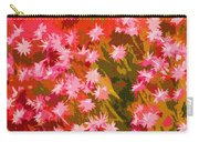 Desert Broom Abstract  Carry-all Pouch