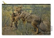 Desert Coyote Carry-all Pouch