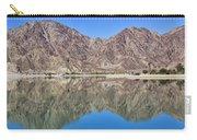 Desert Lake Stillness Carry-all Pouch