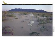 Desert Lily Sancturay Carry-all Pouch