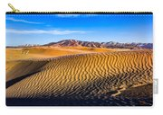 Desert Lines Carry-all Pouch by Chad Dutson
