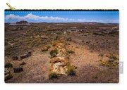 Desert Log Carry-all Pouch