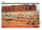 Desert Monolith Carry-all Pouch