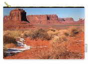 Desert Monuments Carry-all Pouch