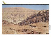 Desert Of Wadi Musa Carry-all Pouch