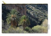 Desert Palms Carry-all Pouch